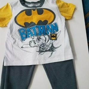 2-piece Batman 24M Pajama Set - SEO